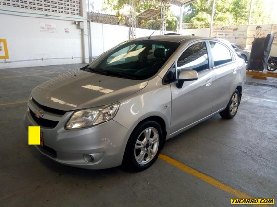 Chevrolet Sail Limited