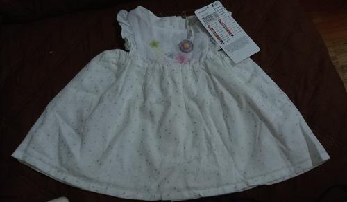 Vestido De Bebe ( Niña) Se Puede Dejar Mínimo En 7