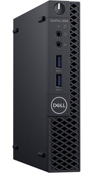 Cpu Dell Optiplex 3060m I7-8ª. Ger. 16gb Hd 1 Tb