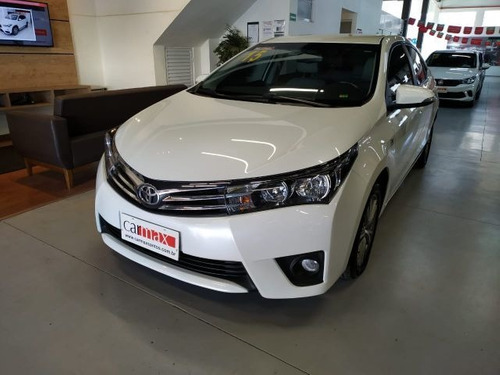 Toyota Corolla Xei 2.0 16v Flex, Fmm3450