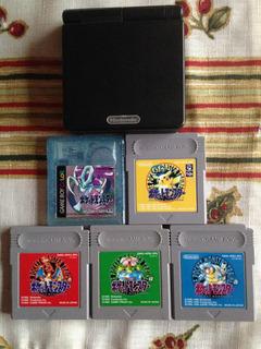 Stock Pokémon Rubi Zafiro Oro Plata Rgby Gba Gbc Ds Nintendo