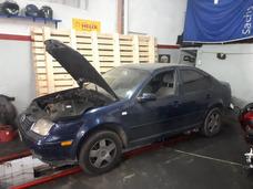 Volkswagen Bora Motor Desarmado