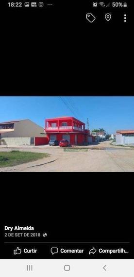 Sobrado Com 3 Dormitórios À Venda, 270 M² Por R$ 320.000 - Flor Do Vale - Tremembé/sp - So1184