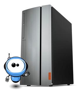Cpu Pc Lenovo Gamer Ryzen 7 = I7 16gb + 2tb + 128ssd + T 4gb