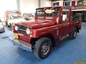 Nissan Patrol Lg60 Mt 4000cc 3p