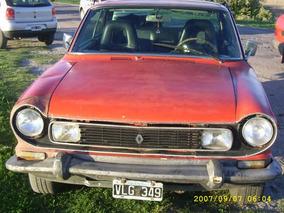 Renault Torino Coupe Ts Mod 1976