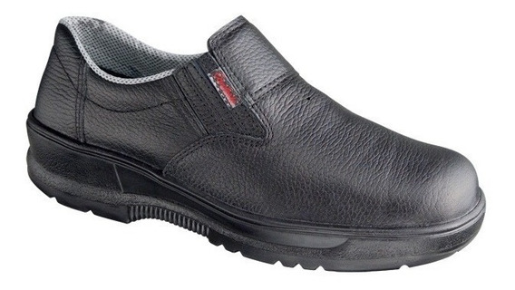 Sapato+palmilha Conforto Unissex Segurança Epi