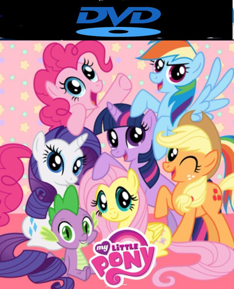 My Little Ponny Serie Completa Temp 1 Ala 7 Latino