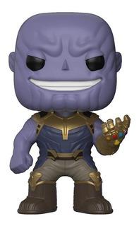 Funko Pop Marvel Thanos Avengers Infinity War Original 289