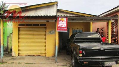 Casa Com 3 Dormitórios À Venda, 88 M² Por R$ 210.000 - Santa Inês - Macapá/ap - Ca0472