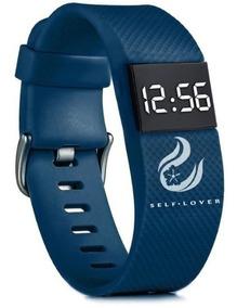 Relógio De Pulso Digital Led Masculino Feminino Pequeno