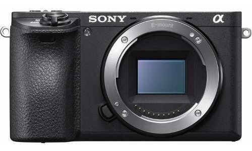 Sony Alpha A6500 Corpo Garantia Sony Brasil P/ Entrega