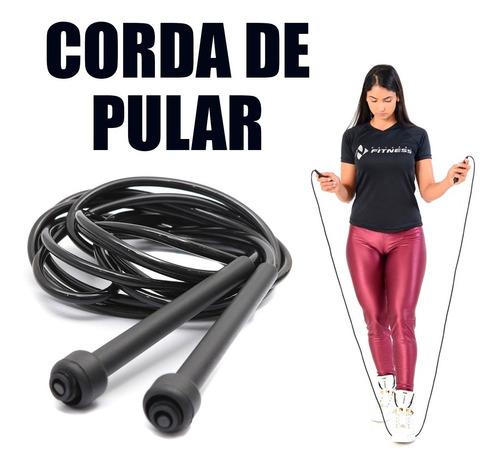 Corda De Pular Regulagem De Tamanho - Academia Fitness