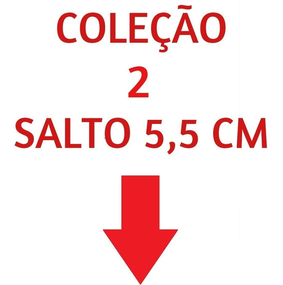 04 Pares Sandália Sapato Feminina Chiquiteira Atacado Revenda Chiqui/9960