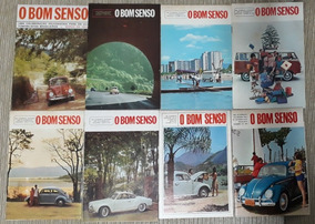 Coleção Revista O Bom Senso - 8 Edições