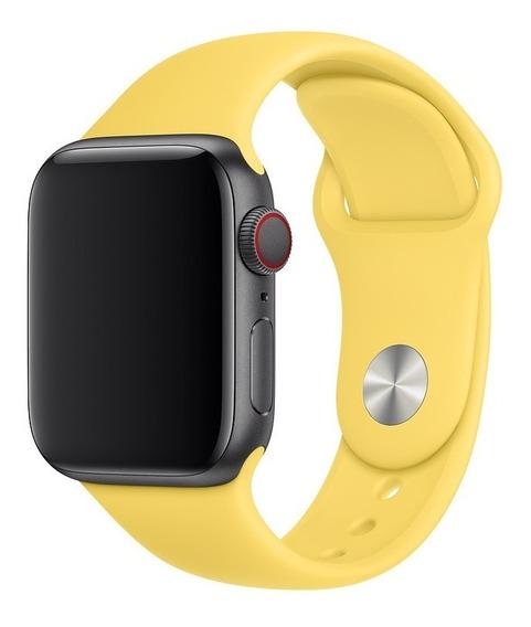 Pulseira Silicone Sport Para Apple Watch