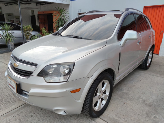 Chevrolet Captiva Sport Blindaje 2 Plus