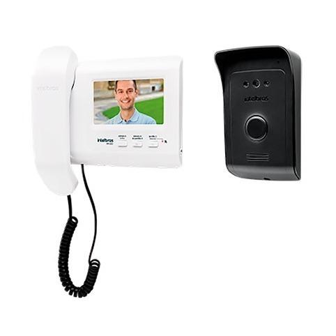 Video Porteiro Ivr1010 Com Camera Intelbras