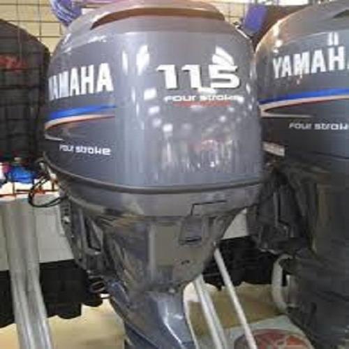 Imagen 1 de 1 de  Yamahas 115hp 4 Stroke Outboard Motor Boat Engine