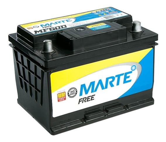 Bateria Carro Marte Palio Punto Siena Aberta 60ah 12v