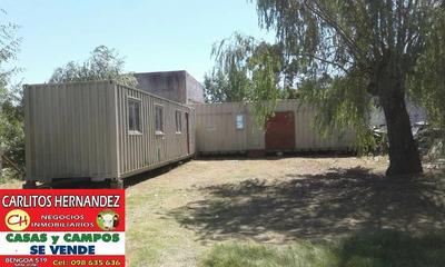 Casa Apartamento Contenedor P Alquilar 1 Dorm $ 6.900. P Mes