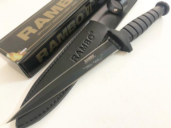 Cuchillo Daga Rambo First Blood Vi Tactico Pelicula Part 6