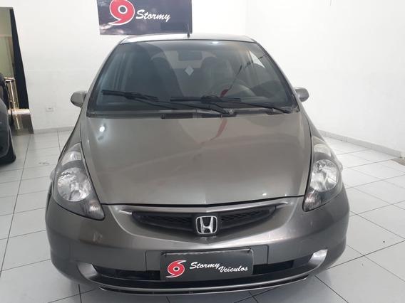Honda Fit Lx 1.4 Automático 2007 Câmbio Cvt