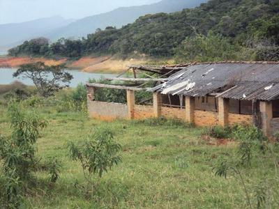 Fazenda Guapé Mg 10 Alqueires, De Frente Ao Lago Furnas, Aceito Imóvel Menor Valor No Estado De Minas E São Paulo - Fa0002
