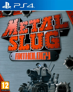 Metal Slug Anthology Digital Ps4