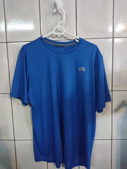 Kit 2 X Camisetas Esportivas Da North Face & Puma Knit G