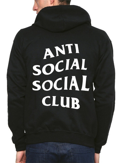 Sudadera Estampada Anti Social Social Club Supreme