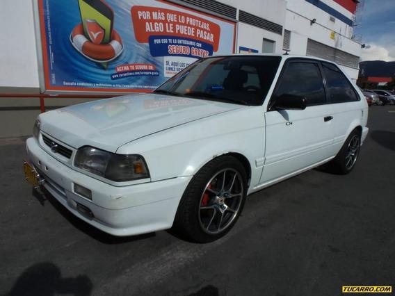 Mazda 323 Hei Mt 1300cc 3p
