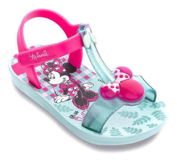 Sandália Cherry Minnie Grendene Kids Menina 22142