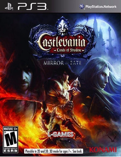 Castlevania Lords Of Shadow Mirror Of Fate Hd Ps3 Español Digital Tenelo Hoy!!