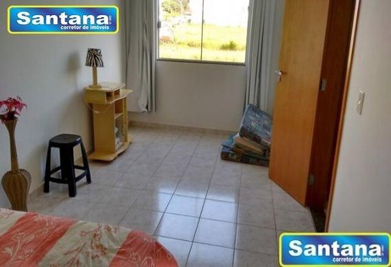00644 - Apartamento 1 Dorm, Belvedere - Caldas Novas/go - 644