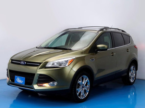 Ford Escape 2.5 Se Plus Piel At