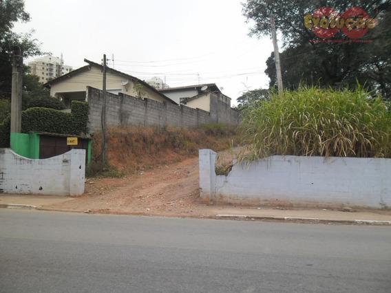 Área Comercial - Jardim Das Nações - Te0448