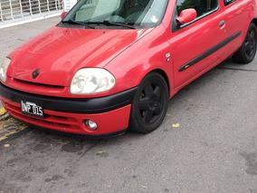 Renault Clio Sport 1.6 16v 2001