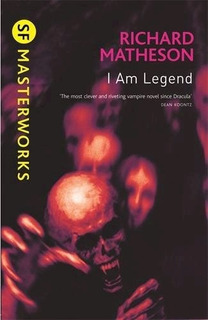 Libro I Am Legend De Richard Mateson