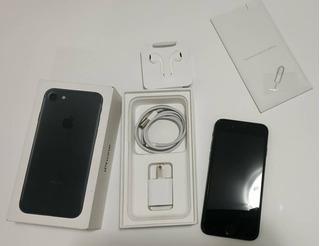 Apple iPhone 7 32 Gb Preto Matte Black - Bateria Nova