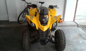 Cuatriciclo Can Am Ds 250 Permuto
