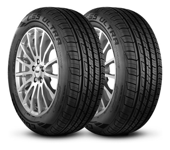 Kit 2 Neumaticos Cooper 235/60 R18 103v Tl Cs5 Ultra Tourin