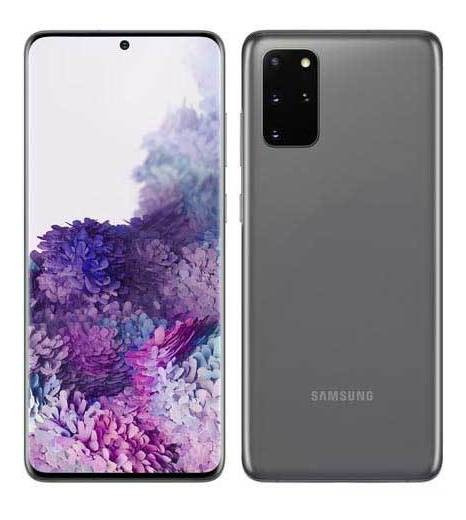 Samsung Galaxy S20+ Cinza 6,7 4g 128gb - Sm-g985fzajzto