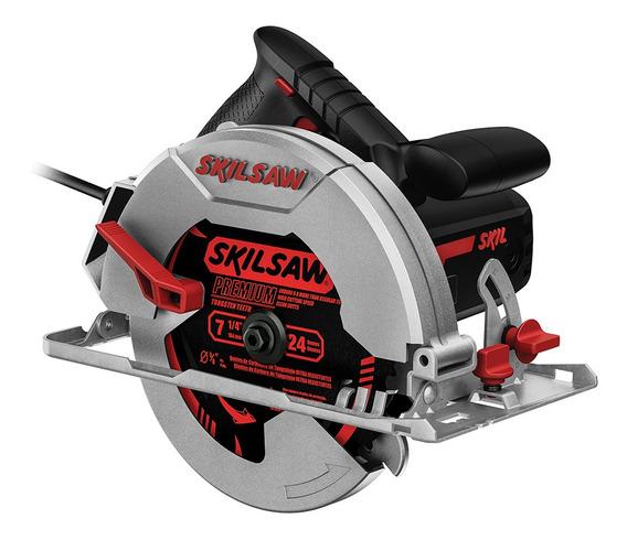 Sierra Circular Skil 5402 7 1/4 1400w +maletín+disco+guia