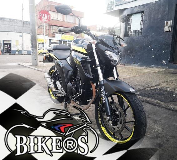 Yamaha Fzn 250 2018, Recibimos Tu Moto, Bikers!!