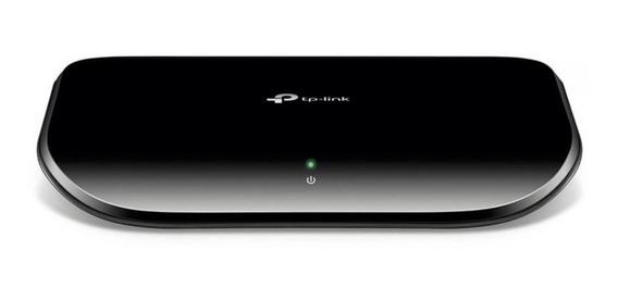 Switch 5 Puertos Tp-link Sg1005d Gigabit Desktop Rosario