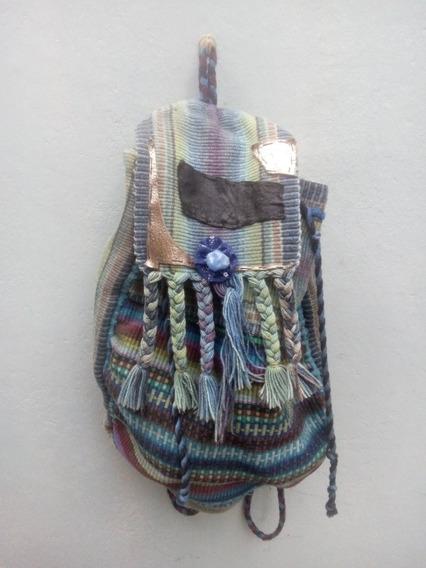 Mochila Pueblos Originarios