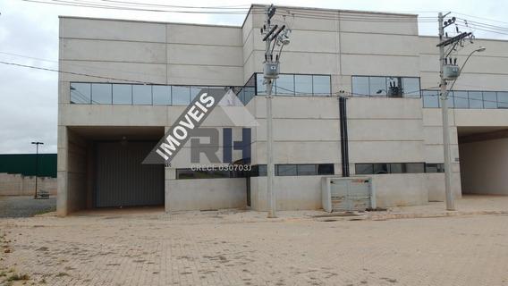 Galpão/pavilhão Para Alugar No Bairro Iporanga Em Sorocaba - 50004-2