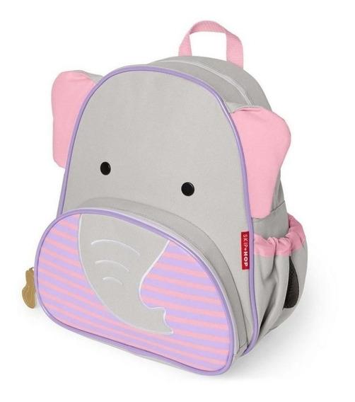 Mochila Skip Hop Zoo Infantil Elefante Original
