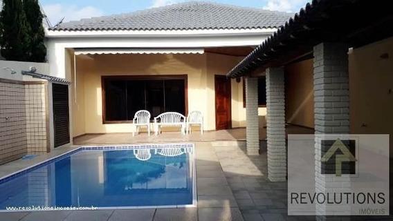 Casa Para Locação Em Rio De Janeiro, Recreio Dos Bandeirantes, 3 Dormitórios, 1 Suíte, 3 Vagas - Rloc853_2-1049190